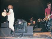 English: Eddie Vedder, Matt Cameron and Stone Gossard 2000