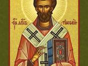 Saint Timothy (ortodox icon)