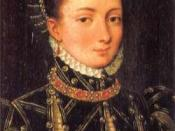 Anne Boleyn, Queen of England, second wife of King Henry VIII. of England, mother of Queen Elizabeth I. of England, 16th century