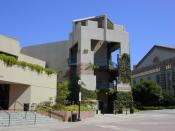 English: The Arthur Ashe Health Center, UCLA, Los Angeles California