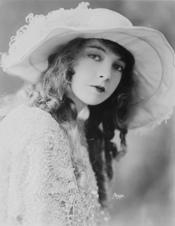 Actress Lillian Gish