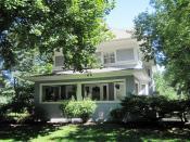 Ernest Hemingway Boyhood Home