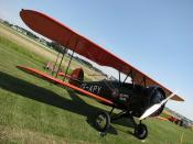 Laird Biplane