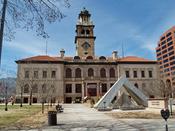 Colorado Springs, Colorado Pioneers Museum.