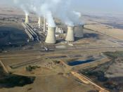 Arnot Power Station, Middelburg, South Africa