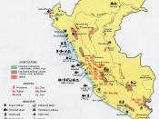 Peru's economic activity in the 1970s