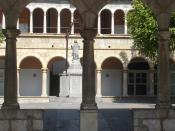 Català: Convent de Sant Agustí de Torroella de Montgrí (Girona, Catalunya, Espanya) Español: Convento de Sant Agustí de Torroella de Montgrí (Gerona, Cataluña, España)
