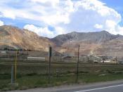 Climax mine near Leadville, Colorado