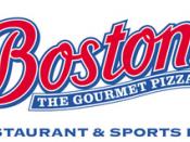 Boston's chain logo