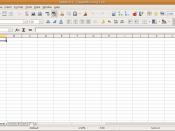 OpenOffice.org Calc 3.0.0 on Ubuntu 8.10