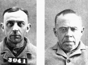 English: Typical criminals from group 2 1