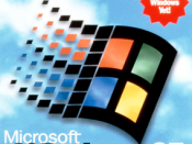 Microsoft Windows 95 operating system cover shot