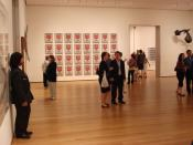 English: Andy Warhol: Campbell's Soup Cans (MoMA - New York)