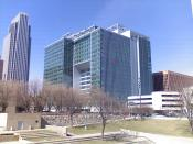 Union Pacific Center, the UP headquarters building
