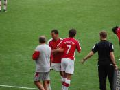 Emirates Cup 2009: Cesc makes way for Rosicky