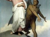 The Temptation of Christ, 1854