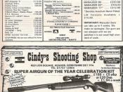 WBPS.Cindy's Shooting Shop Nov.85