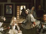Español: Las Meninas o La familia de Felipe IV (detalle), óleo sobre lienzo, 310 cm × 276 cm, Museo del Prado, Madrid