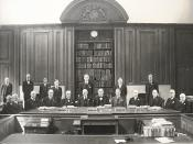 The Judicial Committee of the Privy Council
