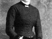 Klara Hitler, most likely in the 1890s