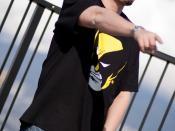 K.A.S.P. Music Video Shoot, feat Indelible Hip Hop