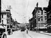 English: Willamette Street in Eugene.