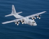 The Lockheed C-130 Hercules serves as the primary tactical transport for many military forces worldwide.