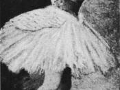 Pierina Legnani as Odette in Marius Petipa and Lev Ivanov's revival of Swan Lake, St. Petersburg, 1895