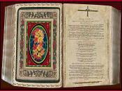 Lectura Libro del Exodo 17,8-13.  Domingo 20 Octubre 2013