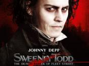 Sweeney Todd: The Demon Barber of Fleet Street (2007 film)