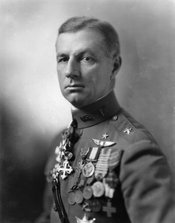 Brig. Gen. Billy Mitchell, Assistant Chief of Air Service, 1920-1925