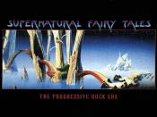 Supernatural Fairy Tales: The Progressive Rock Era