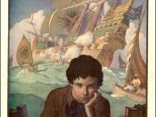 March 1922 issue illustrated by N. C. Wyeth