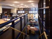 A view of the library