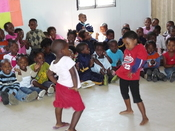 English: Preschoolers in Western Cape