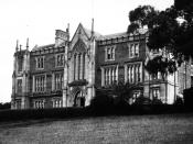 The University of Tasmania's former site.