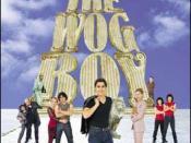 The Wog Boy Movie Poster.