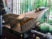 M2-F3 Lifting Body - Smithsonian Air and Space Museum - 2012-05-15