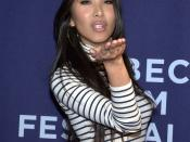 English: Nina Poon at the 2010 Tribeca Film Festival for the premiere of Ticked Off Trannies with Knives.
