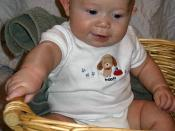 Quinn at 4 Months II