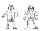 Hulk Hogan and