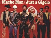 Macho Man (song)