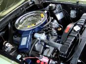 Boss 302 engine