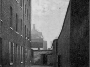The Marshalsea around 1897, after it had closed