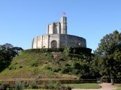 Chateau de Gisors, Eure, France