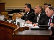 U.S. Customs and Border Protection Acting Commissioner David V. Aguilar Sits on the Panel During the House Ways and Means Subcommittee on Trade, Hearing on