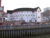 Shakespeare's Globe, London (rebuilt 1997)