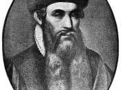 Johannes Gutenberg (c. 1398-1468)