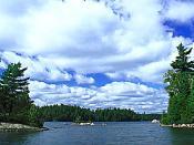 English: Lake Temagami - Temagami, Ontario, Canada - http://www.RobertBody.com
