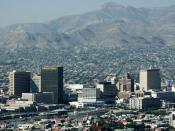 El Paso, the sixth most populous city.